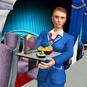 Airport Hostess Air Staff icon