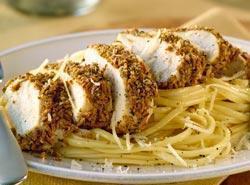 Fireman Bob's Brown Butter And Parmesan Chicken Recipe