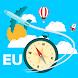 ヨーロッパ旅行ガイド - Androidアプリ