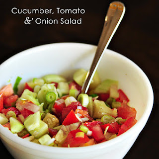 Tomato Cucumber Salad Apple Cider Vinegar Recipes