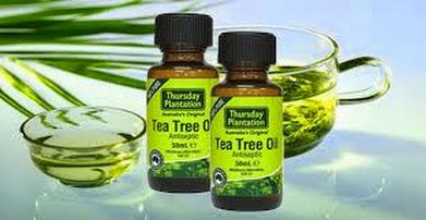 Chăm sóc da với tinh dầu trà xanh
