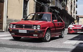 Lancia Delta Hf Turbo Rent Emilia-Romagna