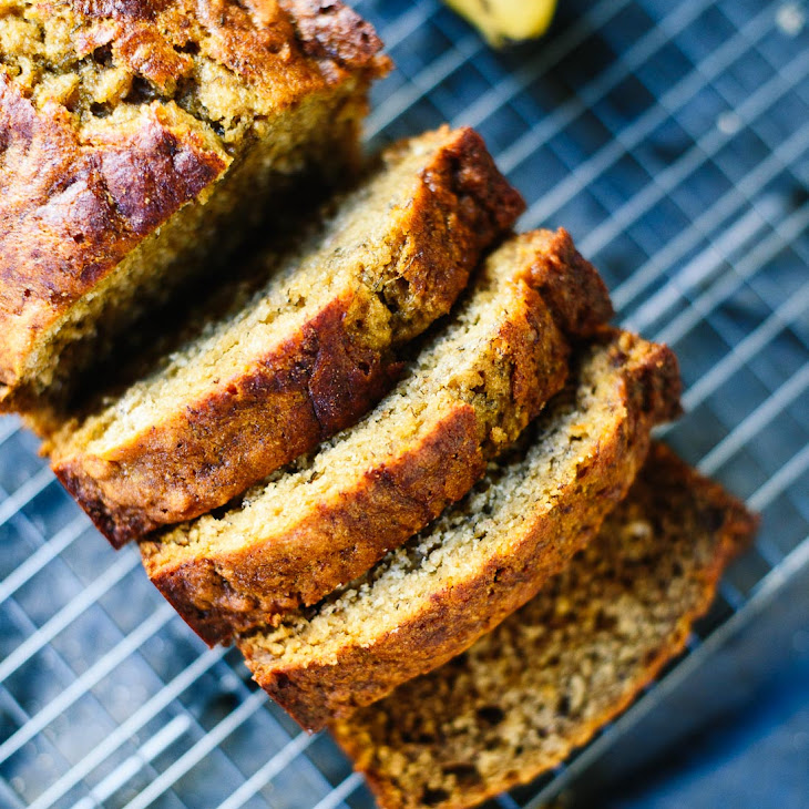 Healthy Banana Bread! Recipe