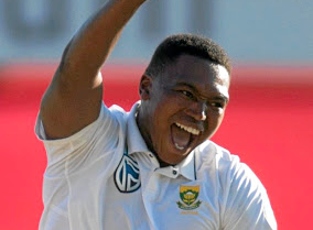 Lungi Ngidi. Picture: REUTERS