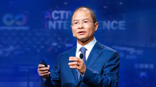 Eric Xu, Huawei rotating chairman.