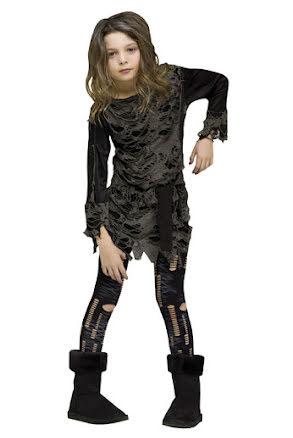 Zombieklänning, barn
