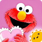 Elmo Loves You Icon