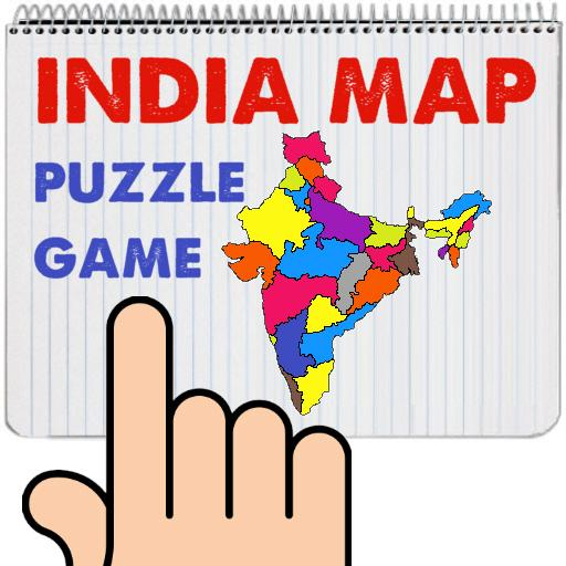 India Map Puzzle.India Map Game Apps On Google Play