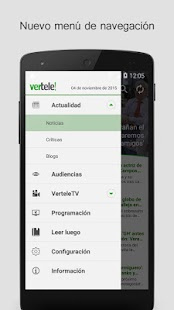 Vertele- screenshot thumbnail