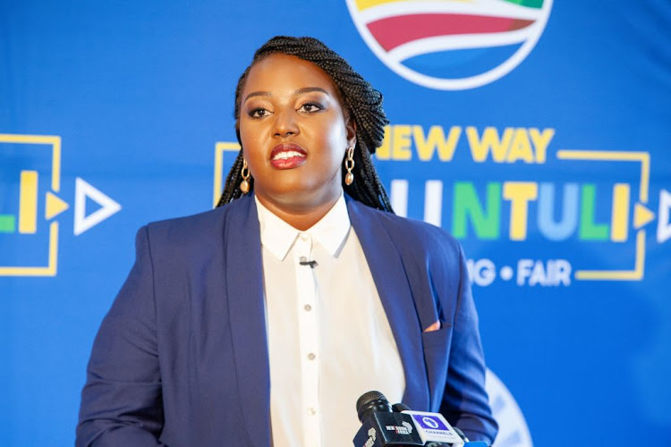 DA delegates fires a warning shot