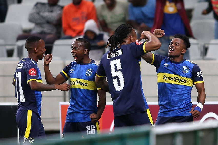 Erasmus on target as 10-man City beat Wits
