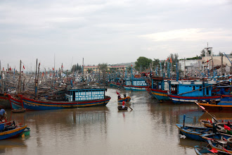 Photo: Year 2 Day 23 - Phan Thiet Harbour