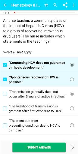 My Nursing Mastery: Student, NCLEX & Nurse's Guide 6.11.4711 screenshots 5