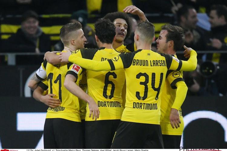 Officiel: le Borussia Dortmund enrôle un grand espoir du football argentin