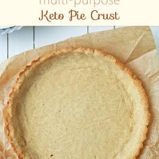 Multipurpose Keto Pie Crust.