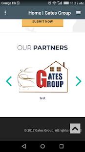 Gates Group - náhled