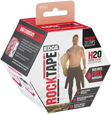 RockTape H2O Edge Precut Kinesiology Tape - Roll of 20 Strips alternate image 3