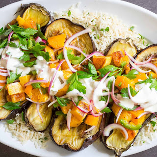 Roasted Butternut Squash And Eggplant Recipes.