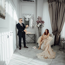 結婚式の写真家Mikhail Aksenov (aksenov)。28.03.2019の写真