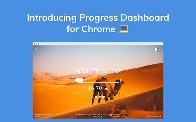 Progress Dashboard