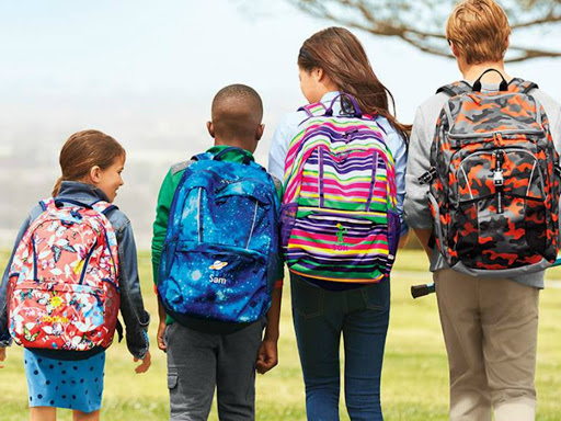 Lands' End Kids Lunch Boxes & Backpacks from $9.97