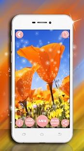? Květiny Živé Tapety - náhled
