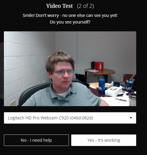 Scholar Collaborate Video Test