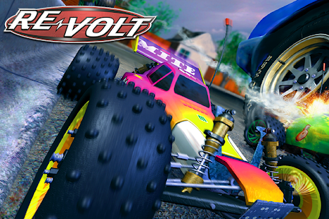 RE-VOLT Classic - 3D Racing Screenshot 15