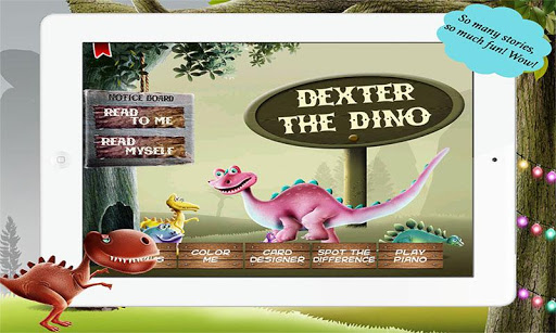 Dexter The Dino