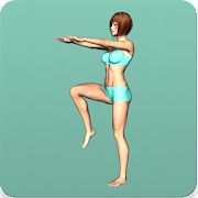 Aerobics workout at home - endurance training