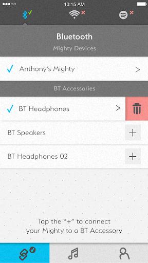 Mighty Audio 0.67 screenshots 3