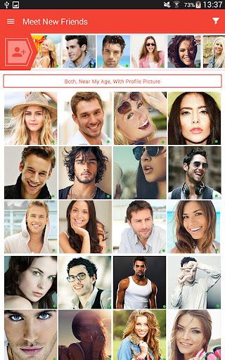 Dating App, Flirt & Chat : W-Match  screenshots 9