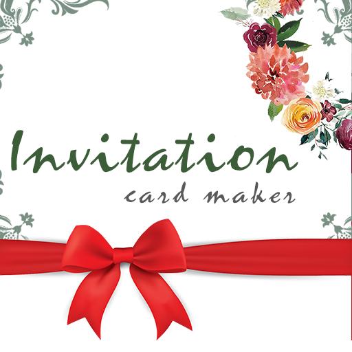 Elegante convida: Fácil Cartão de convite Criador