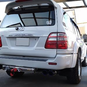 ランドクルーザー100  VX-リミテッド 50th anniversary特別仕様車のカスタム事例画像 ヨッシーさんの2021年01月20日15:35の投稿