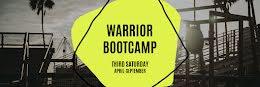 Warrior Bootcamp - Twitter Header item