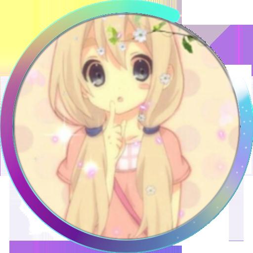cute girl 1 live wallpaper 個人化 App LOGO-APP試玩