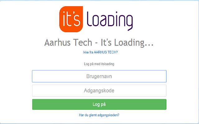 It's Loading