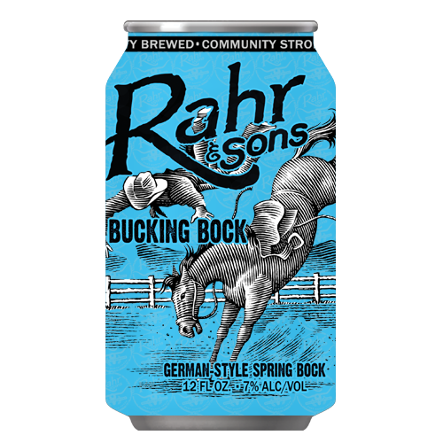 Logo of Rahr & Sons Bucking Bock