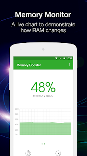 Memory Booster - RAM Optimizer Screenshot