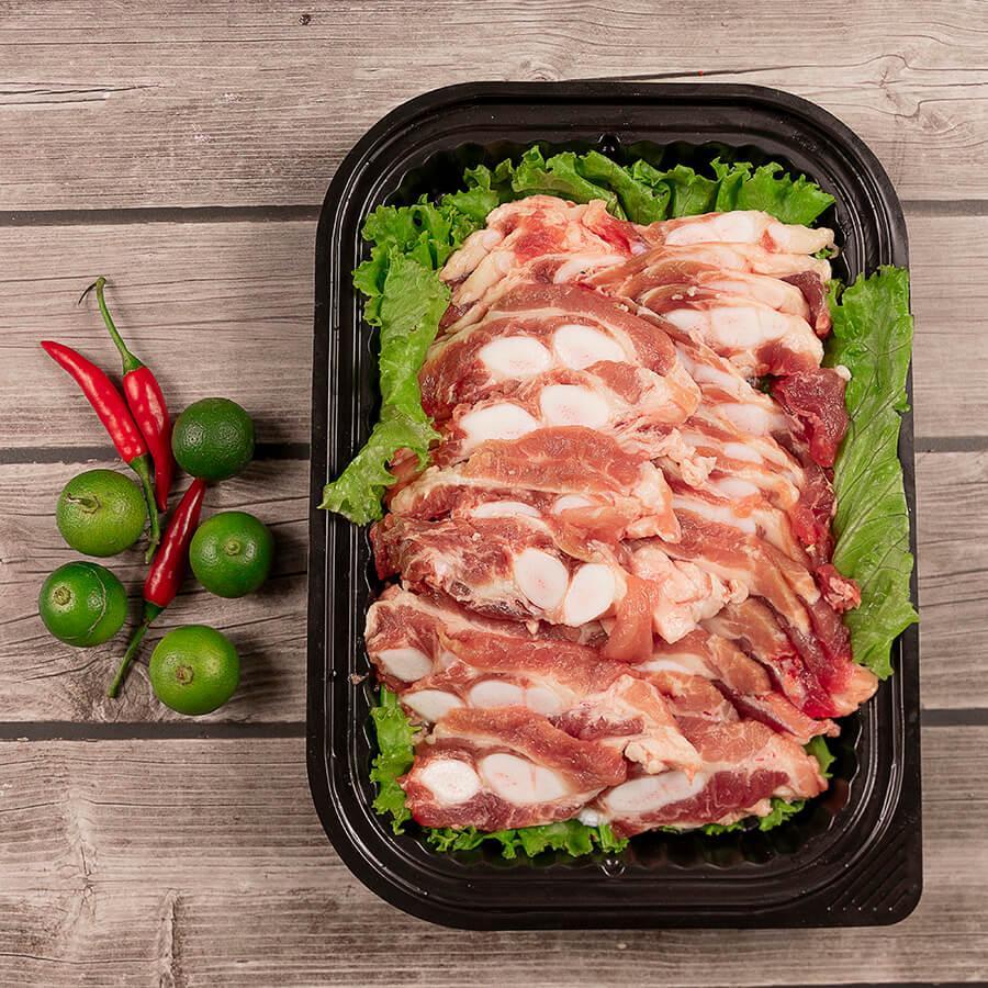 Lý do nên lựa chọn thịt nhập khẩu đông lạnh