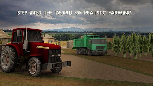 농부 트럭 운전사 SIM 2016