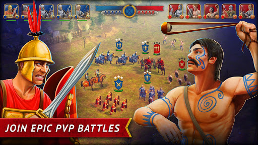 Triumph of War: PvP Battles 0.9.6.8 screenshots 2