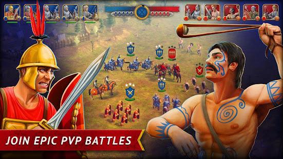 Triumph of War: PvP Battles for PC-Windows 7,8,10 and Mac apk screenshot 2
