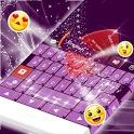 Keyboard Colour Purple icon