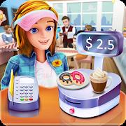 Coffee & Donut Cash Register