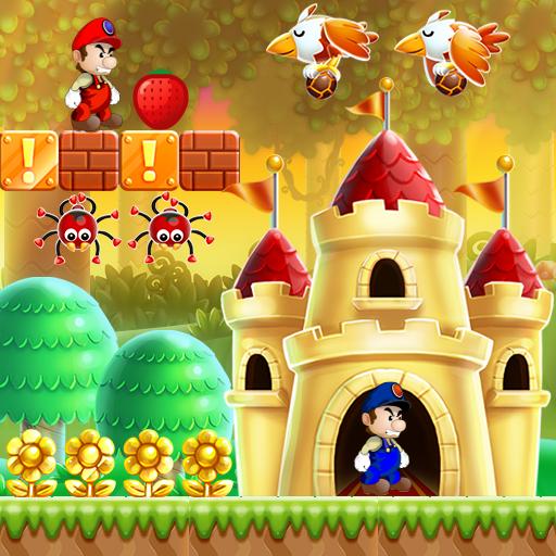 Super Bros Mario