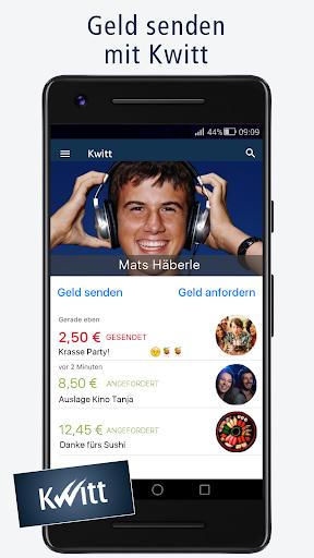 BW-Mobilbanking mit Smartphone und Tablet  screenshots 4