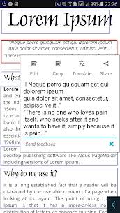 Smart Lens – Text Scanner OCR v4.1.2 (Pro) 1