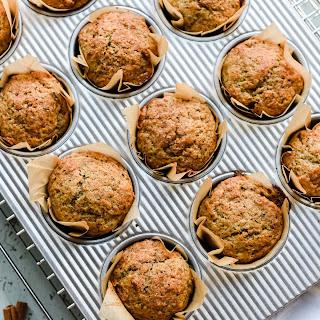 Applesauce Chia Muffins Recipe
