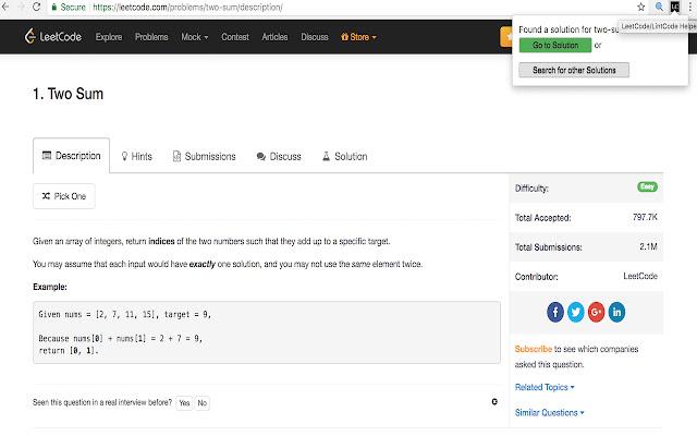 LeetCode/LintCode Helper